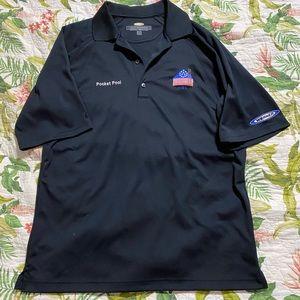 Greg Norman Play Dry🏌️♂️Golf Shirt Pocket Pool!